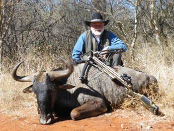 July 1, 2011 Blue Wildebeest Hunt