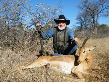 June 2011 Crossbow Impala Hunt
