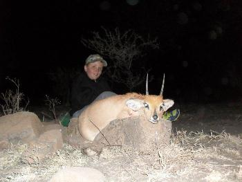 July 2012 Steenbuck Hunt