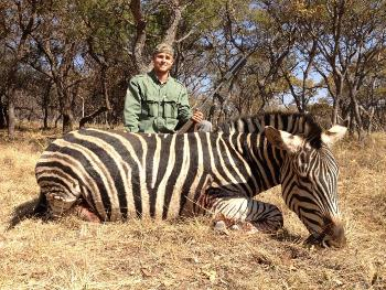 July 2012 Zebra Hunt