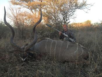 May 2012 Kudu Hunt
