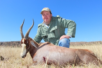 June 2013 Blesbok Hunt