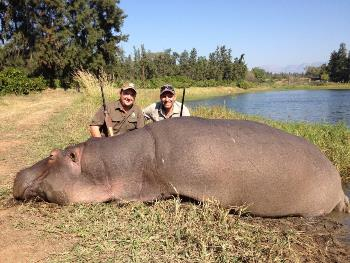 May 2013 Hippo Hunt