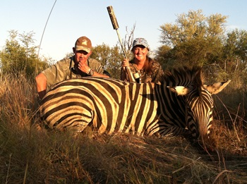 May 2013 Zebra Hunt