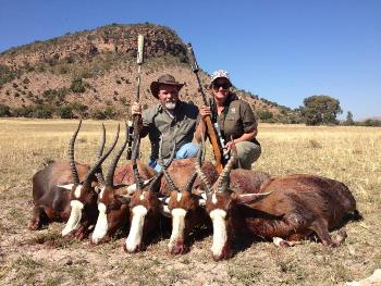 May 2013 Blesbok Hunt