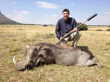 April 2013 Warthog Hunt