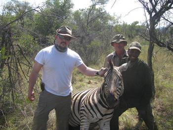 April 2013 Zebra Hunt