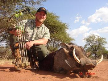 May 2012 Warthog Hunt