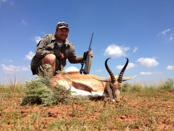 March 2012 Springbuck Hunt