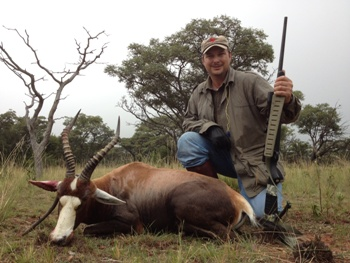 March 2012 Blesbok Hunt