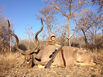 July 2013 Kudu Hunt