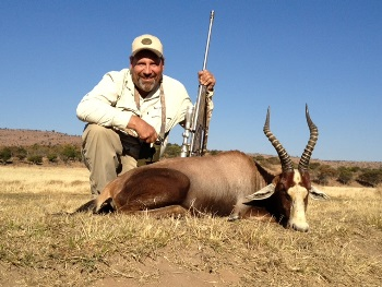 July 2013 Blesbok Hunt