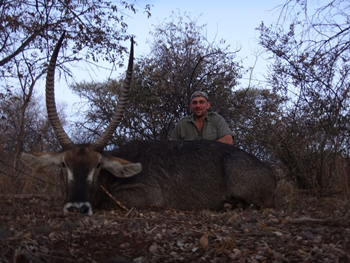 July 2013 Waterbuck Hunt