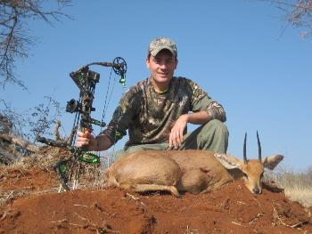July 2013 Steenbuck Hunt