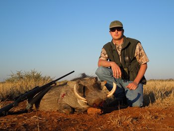 June 2013 Warthog Hunt